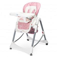 Jídelní židlička Caretero BISTRO růžová Preview