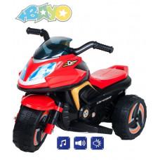 BAYO elektrická motorka KICK červená Preview