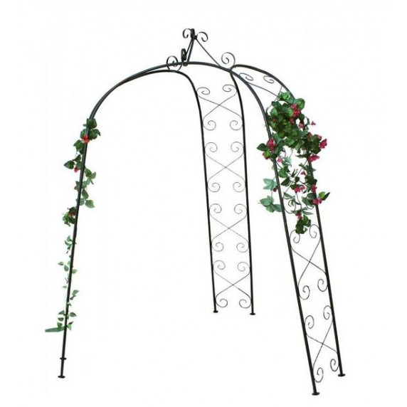 GARDEN LINE Zahradní pergola na růže 180 x 39 x 240 cm