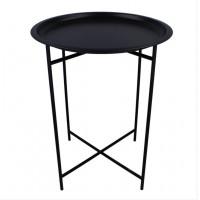 Konferenční stolek 40x50 cm Inlea4Home 9244 - černý