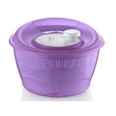 Odstředivka na salát 5 l Inlea4Home - fialová