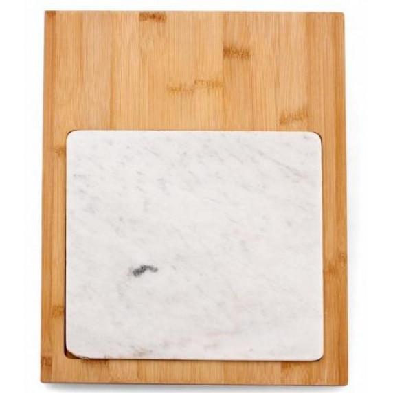 Set na servírování sýru 33x24x1,5 cm Inlea4Home