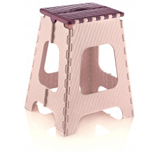 Skládací stolička 45,5 cm Inlea4Home - fialová Preview