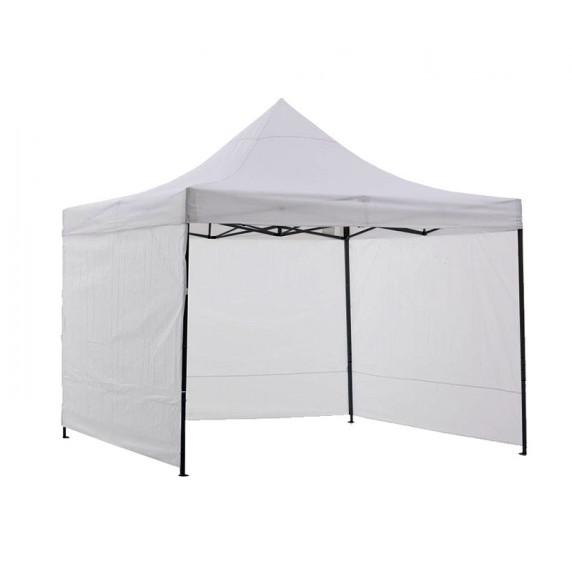 InGarden prodejní stánek 3 x 3 m bílý