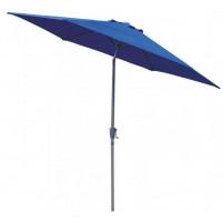 InGarden zahradní slunečník 3 m - modrý