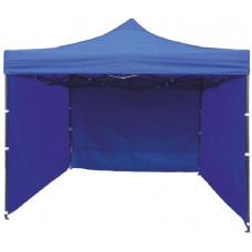 InGarden prodejní stánek 3 x 3 m modrý Preview