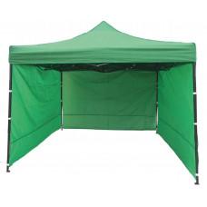 InGarden prodejní stánek 3 x 3 m zelený Preview