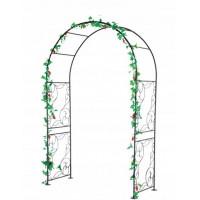 Záhradní pergola na růže 135 x 54 x 215 cm GARDEN LINE