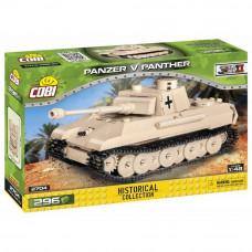 COBI 2704 WORLD WAR II WW Panzer V Panther Preview