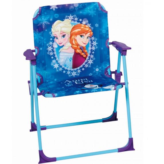 Dětská campingová židlička Ledové království
