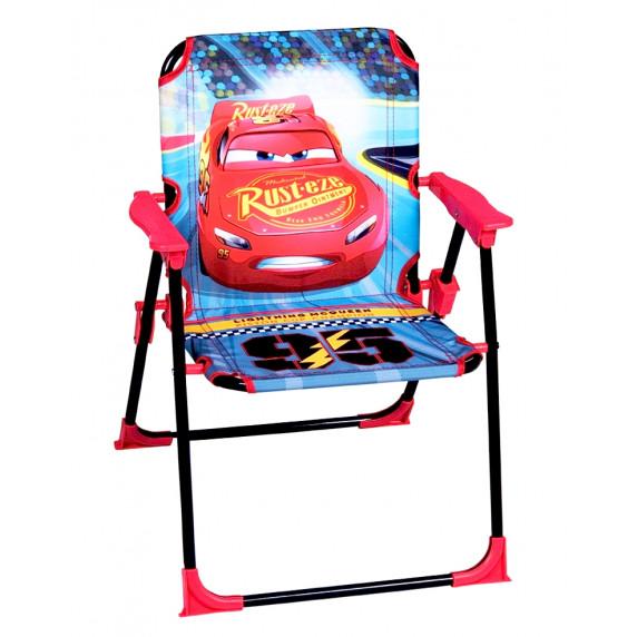 Dětská campingová židlička Cars