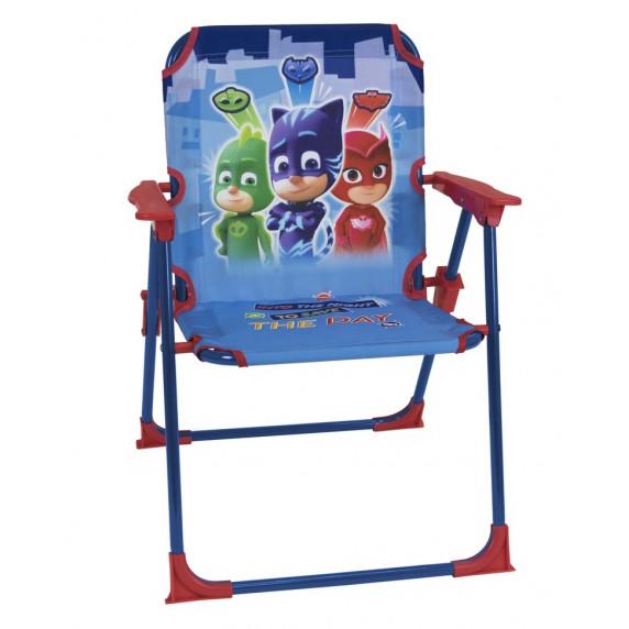 Dětská campingová židlička PJ Masks