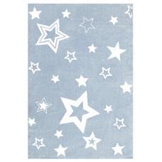 Dětský koberec STARLIGHT modrá/bílá - 160 x 230 cm Preview