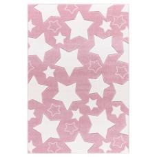 Dětský koberec SKY růžový - 100x160 cm Preview
