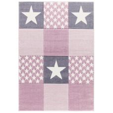 Dětský koberc STARWALK růžový 120 x 180 cm Preview