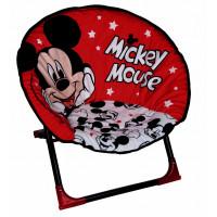 Skládací křesílko Mickey