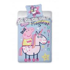 Povlečení Peppa Pig - Unicorn 140 x 200 cm Preview