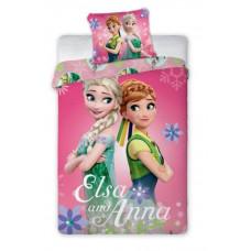 Dětské povlečení 140 x 200 cm Frozen - Elsa a Anna Preview