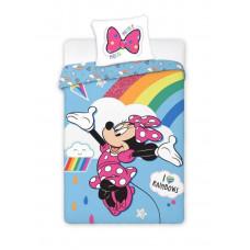 Dětské povlečení Minnie Mouse Rainbow Preview