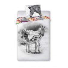 Dětské povlečení Zebra Preview