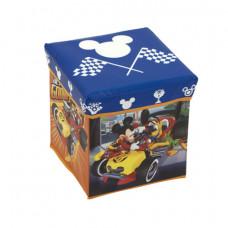 Dětský taburetka s úložným prostorem Mickey Mouse a Pluto - WD11622 Preview