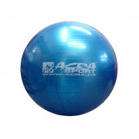 Míč gymnastická (Gymball) 550 mm modrá