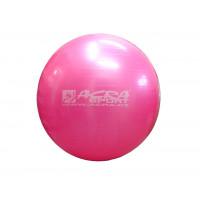 Míč gymnastická (Gymball) 650 mm růžová