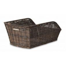 Zadní košík BASIL CENTO RATTAN LOOK - hnědý Preview