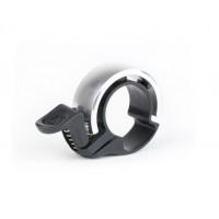 KNOG OI Classic zvonek na kolo - stříbrný malý