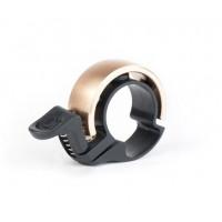 KNOG OI Classic zvonek na kolo - mosazný malý
