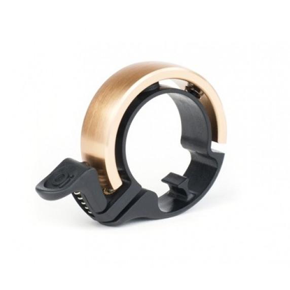KNOG OI Classic zvonek na kolo - mosazný velký