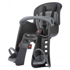 POLISPORT Bilby Junior cyklosedačka 8632600008 - černá/tmavě šedá Preview
