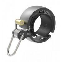 Zvonek na kolo KNOG OI Luxe - černý malý