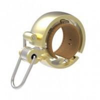 KNOG OI Luxe zvonek na kolo - měděný malý