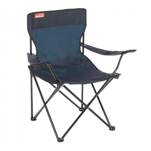 Turistické skládací křeslo LOAP Hawaii Chair modré