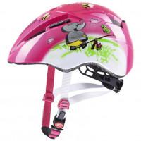 Dětská přilba Uvex KID 2 CC růžová