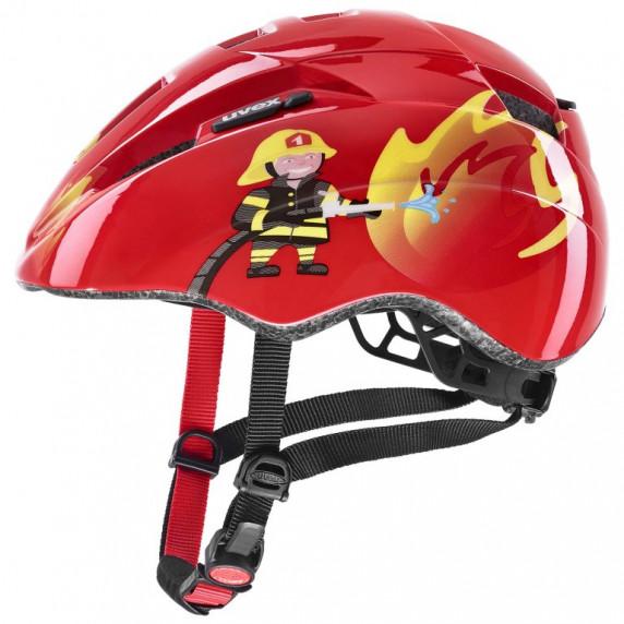 Dětská přilba Uvex KID 2 CC hasič