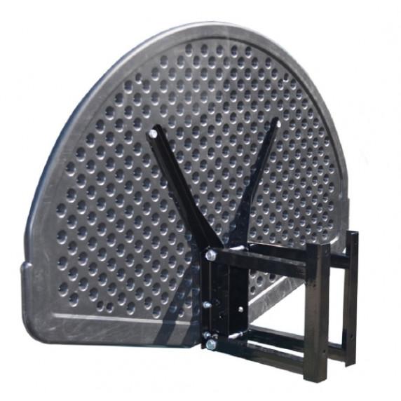 Basketbalový koš s deskou MASTER 112 x 72 cm