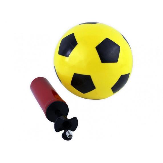Brankový set Master 85 x 60 x 42 cm s míčem