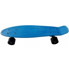Skateboard PLASTIC - modrý Preview