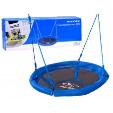 Hudora závěsné houpací hnízdo 90 cm 72126 modré Preview