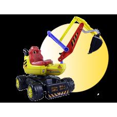 Inlea4Fun Maxi Digger báger pre deti Preview