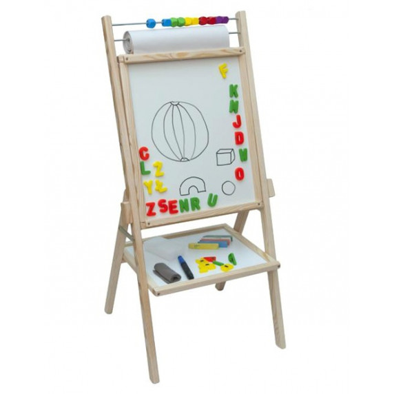 Inlea4Fun Dětská tabule Paint OPN