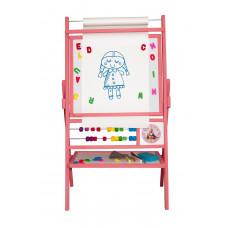 Inlea4Fun Detská tabuľa BIG PINK  Preview