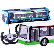 Inlea4Fun RC BUS-G Autobus na dálkové ovládání - zelený Preview