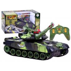 RC Tank WAR TANK Tank na dálkové ovládání 2,4 GHz Inlea4Fun  Preview