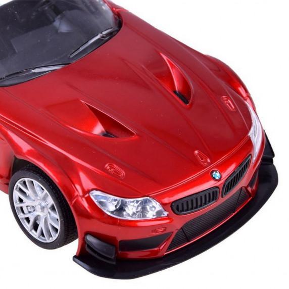 Inlea4Fun RC sportovní auto BMW Z4 GT3 1:24 červené