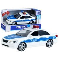 Inlea4Fun policejní auto City Service 24 cm