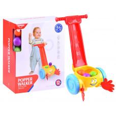 Dětské chodítko s míčky a melodií Inlea4Fun POPPER WALKER Preview