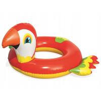 BESTWAY nafukovací kolo pro děti ZVÍŘÁTKA 36128 - Papoušek